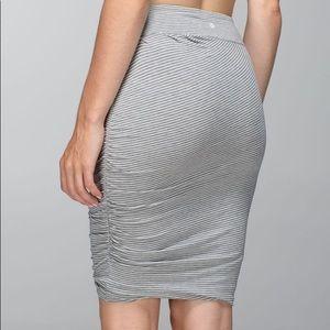 Lululemon anytime skirt